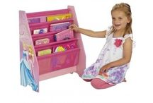 Disney Princess Sling Bookcase Storage Furniture
