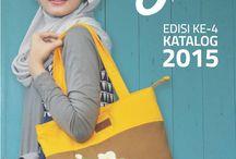 Katalog Heejou 2015 / Desain cetak Katalog Heejou 2015. Ukuran A5 sebanyak 48 Halaman