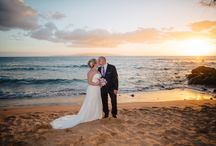 Wailea Weddings / Maui Wedding Photography from weddings in Wailea, Maui / by Kimberlee Aihara
