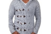 Fashion for Man / man pullovers, cardigans