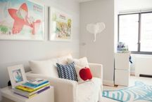 Nursery room ideas / by Ruggabub Boutique