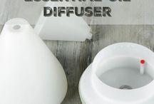 schoonmaken diffuser