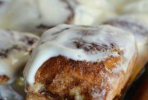 Breakfast: Cinnamon Rolls / by Christi Allen