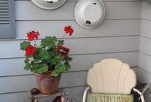Vintage Porches