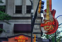 hard rock cafe♥