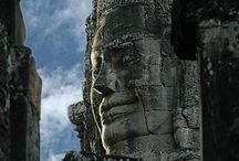 Templomok, szent helyek, ősi városok