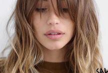 langt hår frisyrer