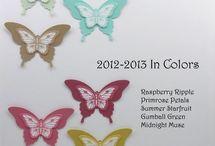 Stampin' Up 2014-2015