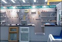 Trade Counter / Here at Alternative Windows we have an extensive range of products in stock for trade purchase including windows, doors, fascias and trims. We also stock all the fixings sealants, cleaning materials and ancillary