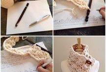 My Crochet World / My crochet creations  / by Crochet Michele