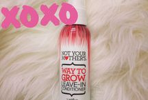 #way2GrowHair#contest / Not your mother's beauty products!!