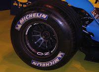Michelin propone nuove soluzioni per la F1
