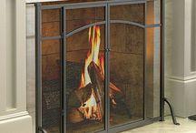 Living Room // Fireplace