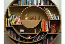 Super Shelves and Storage Solutions / We believe a shelf should be a thing of beauty as well as something to put your books and keys on! We can custom make shelving units for you, so get in touch with your ideas!