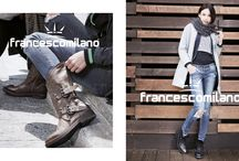 FM AUTUMN WINTER 2015 / Collection Shoes Line Francescomilano , many model , wide choice as sandals, flat shoes, ankle boot etc... find more you visit our site for see all models  www.francescomilano.com