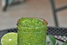 sauces & dips / Soslar lezzet