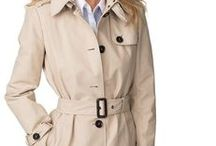 S/S Want #1 - Trench Coat / Must be very pale, single-breasted.