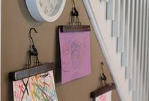 ways to display art
