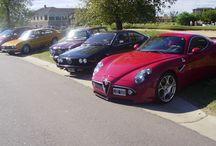 Club Alfa Romeo en Italpast La Reserva