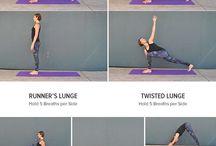 Übungen auf Boden