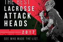 Men's Lacrosse Heads / The latest and greatest lacrosse gear around!
