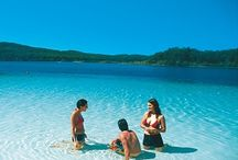 Places to go / Travel Fraser Island