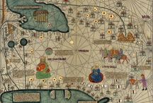 Cartography / by Peter Anderson