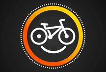 Estampados de bicicleta