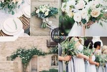 Wedding Themes/Palettes