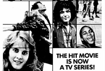 Fame TV Guide Ads / Fame TV Series 1982 TV Guide Adverts season 1, debbie Allen, lee curreri, erica gimpel, gene anthony ray, lori singer