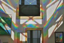 Light Inside a Prism