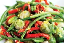 Healthy Sides & Sauces / These delicious and naturally healthy dishes may steal the show from the entree.
