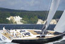 Hanse 575 Charter Greece