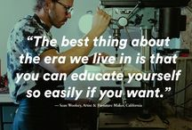 EdQuotes / Great quotes & infographics about education & learning.