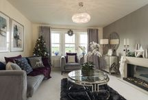 Christmas / Take inspiration from our Christmas Board and turn your home into a winter wonderland. Design a truly luxurious table setting, add a dash of festive fun in your children's bedrooms and dress the tree in all that glitters.