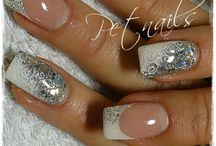 Nails wedding / esküvői körmök
