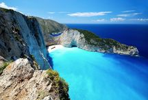 Zakynthos island, Greece / Zakynthos is a Greek island in the Ionian Sea. It is the third largest of the Ionian Islands. Zakynthos is a tourist destination, with an international airport served by many charter flights from northern Europe.