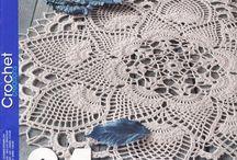 Crochet doilies / Crochet doilies