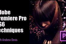 Adobe ohjelmien ohjeita - Adobe tutorials / Photoshop, Illustrator, Premiere, InDesign Tutorials