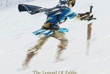 The Legend Of Zelda<3