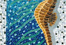 Mosaico de cakinhos