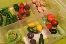 миниатюрные овощи