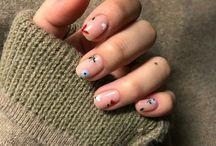 Minimal nail