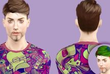 Cabelos Sims