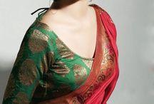 SARI (sleeves/neck)