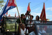 Unión de Jóvenes Comunistas (UJC) / Todo lo que hacemos y soñamos en la organización política de vanguardia juvenil en #Cuba