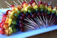 frutas adorno