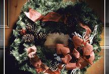 Detalles navideños en la decoración / Detalles que le dan valor a tu decoración navideña.