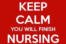 Keep calm nursing