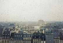 Paris sous la pluie / Singin' in the rain...